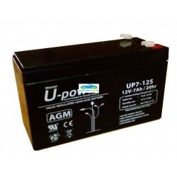 Batería de Plomo 12V 7Ah