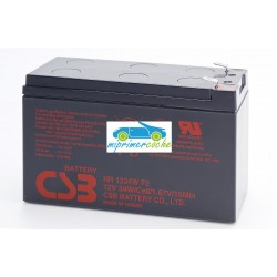 Batería 12v 9 Amperios