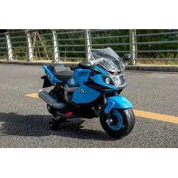 Moto eléctrica para niños BMW STYLE AZUL 6V