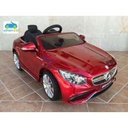 coche-electrico-para-nino-mercedes-s63