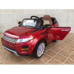 RANGE ROVER EVOQUE STYLE BURDEOS 12V PANTALLA VIDEO MP4