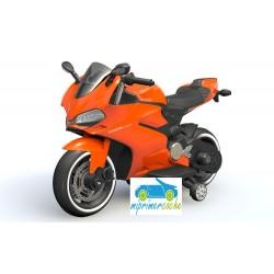 Moto  DUCATI SUPERBIKE 1299 PANIGALE STYLE  NARANJA 12V